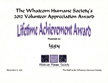 Bullmastiff Lifetime Achievement Award